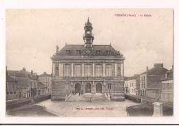 - 27 - VERNON : La Mairie - Imp. Lavergne -- - Vernon