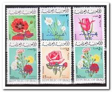 Irak 1970, Postfris MNH, Flowers - Irak