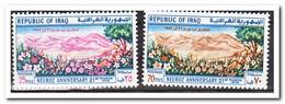 Irak 1972, Postfris MNH, Flowers - Irak