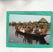 FETE AU VILLAGE LACUSTRE GANVIE BENIN - Benin