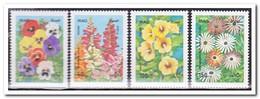 Irak 1989, Postfris MNH, Flowers - Iraq