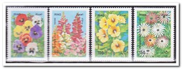 Irak 1989, Postfris MNH, Flowers - Irak
