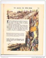 Livre Scolaire Spécimen 1954 - PREMIERES IMAGES D HISTOIRE DE FRANCE , Illust Pierre Rousseau - By Chaulanges - History