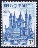 B+ Belgien 1971 Mi 1627 1628 1631 Mnh Tournai, Post - Belgium