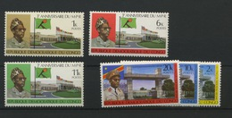 "Non émis 745 A.B.C. Mobutu ""albinos Yeux Rouges"" Cote 125 Euros (les Normaux Sont En Cadeau) - República Democrática Del Congo (1964-71)"