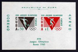 1960 -  Cuba -  JJOO De Roma - MNH - CU-246 - 02 - Sommer 1960: Rom