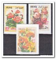 Irak 2002, Postfris MNH, Flowers, Roses - Iraq