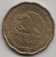 @Y@     Mexiko  50 Centimos  2001     (4063)   XF - Mexiko