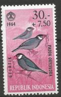 Indonesia - MNH - Family WAXBILLS, MUNIAS And Allies : Java Sparrow ( Lonchura Oryzivora ) - Zangvogels