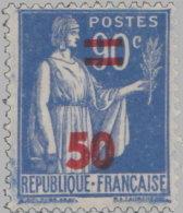 France 1940. ~ YT 482** - 50 / 90 C. Type Paix - 1932-39 Paix