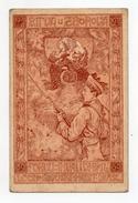 Cecoslovacchia - 1° Guerra Mondiale - 1917 - Cartolina Militare Reggimentale ? -  Non Viaggiata -  (FDC1833) - Guerra 1914-18