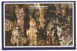 Slovenia / Slovenja - Postojnske Jame, Postojna, Postumia Grotte, Cave, Hohle, Jama PC Unused - Slovenië