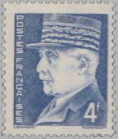France 1941. ~ YT 522** - 4 F. 00 Pétain Hourriez - 1941-42 Pétain