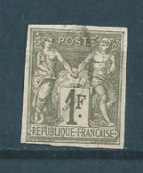 Colonie Sage ( Type I)  De 1877/79  N°29  Oblitéré  Tres Beau  Cote 80€ - Sage