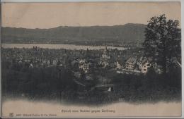Zürich Vom Dolder Gegen Uetliberg - Nach Malans - Carl Künzli No. 2467 - ZH Zurich
