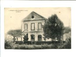 CP - LEOJAC ET BELLEGARDE      (82) LA MAIRIE - France