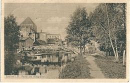 Allemagne SCHLAWE I. P. Pont - Alemania