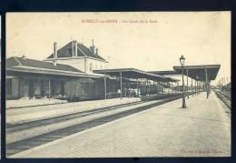 Cpa  Du 10 Romilly Sur Seine -- Les Quais De La Gare   JIP66 - Romilly-sur-Seine