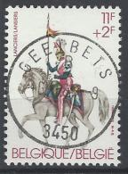 Nr 2109 Centraal Gestempeld - België