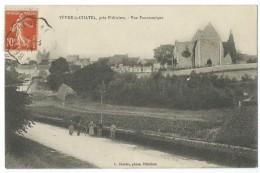 45 - YEVRE-le-CHATEL - Près PITHIVIERS - Vue Panoramique - CPA - Francia