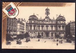 Old Post Card Of Lyon, Rhone-Alpes, France.N49. - Rhône-Alpes