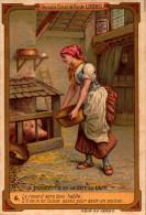2 Chromos Liebig - S0242 242 - Perrette Et Le Pot Au Lait  - R/V - Liebig