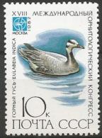 Russia CCCP - MNH - Bar-headed Goose ( Anser Indicus ) - Eenden