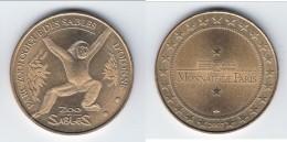 **** 85 - LES SABLES D'OLONNE - PARC ZOOLOGIQUE DES SABLES D'OLONNE 2007 - MONNAIE DE PARIS **** EN ACHAT IMMEDIAT !!! - Monnaie De Paris