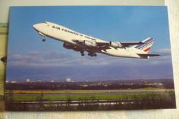 AIR FRANCE CARGO  B 747 228F   N4508E   EDITION BUCHAIR - 1946-....: Moderne