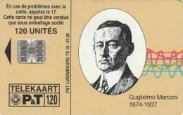 LUXEMBOURG - Guglielmo Marconi(TS 10), 07/96, Used - Luxembourg
