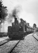 611Or   Grande Photo (30cm X 23.5cm) Locomotive Train Ajecta Provence Arles à Fontvieille - Unclassified