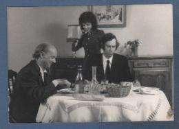 PHOTOGRAPHIE DE PLATEAU FILM VOYAGE EN GRANDE TARTARIE TACCHELLA- JEAN LUC BIDEAU CATHERINE LABORDE ET FULBERT JANIN - Photographs