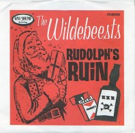 The WILDEBEESTS - Rudolph's Ruin - 45t - NORTON RECORDS - Rock