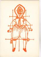ERNST  Max  Ed NI N°59  -  Galerie Lolas  - CPM 10,5x15  BE  Neuve 1971 - Illustrateurs & Photographes