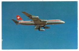 Aviation // Avion // Coronado 900 De Swissair - 1946-....: Moderne