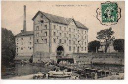 Tours Sur Marne : Le Moulin