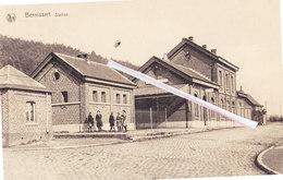 BERNISSART - Station - Superbe Carte Animée - Bernissart
