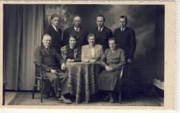 Photo AK - 30. Hochzeitstag Von Familie FELLINGER - Genealogie