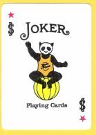 Joker  : Panda Sur Ballon - Playing Cards - Speelkaarten