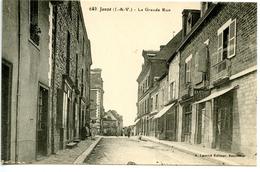 JANZE - La Grande Rue - France