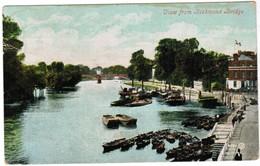 View From Richmond Bridge (pk30900) - Surrey