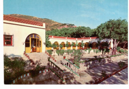 Tarifa (Cadiz) - Meson De Sancho - Vista Del Patio Andaluz - Cádiz