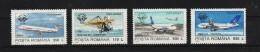 1994 -  50 Anniv. De L O.A.C.I.  Mi 5013/5016 Et Yv315/318 MNH - 1948-.... Republiken