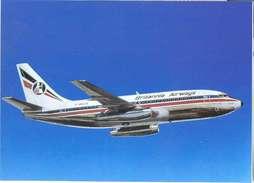 Aviation Postcard-071  BRITANNIA  Boeing 737 - 1946-....: Moderne