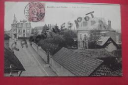 Cp Romilly Sur Seine Rue Du Calvaire - Romilly-sur-Seine