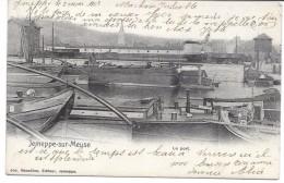 JEMEPPE SUR MEUSE (4101) Le Port - Seraing