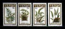 VENDA, 1985, MNH Stamp(s), Ferns,  Nr(s) 116-119 - Venda
