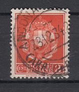 ITALIË - Michel -  1930 - Nr 358 - Gest/Obl/Us - 1900-44 Vittorio Emanuele III