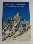 BREUIL - MONTE CERVINO (2913) - Aosta