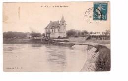 89 Sixte La Villa Saint Sulpice , Michery Bords De L' Yonne - Autres Communes